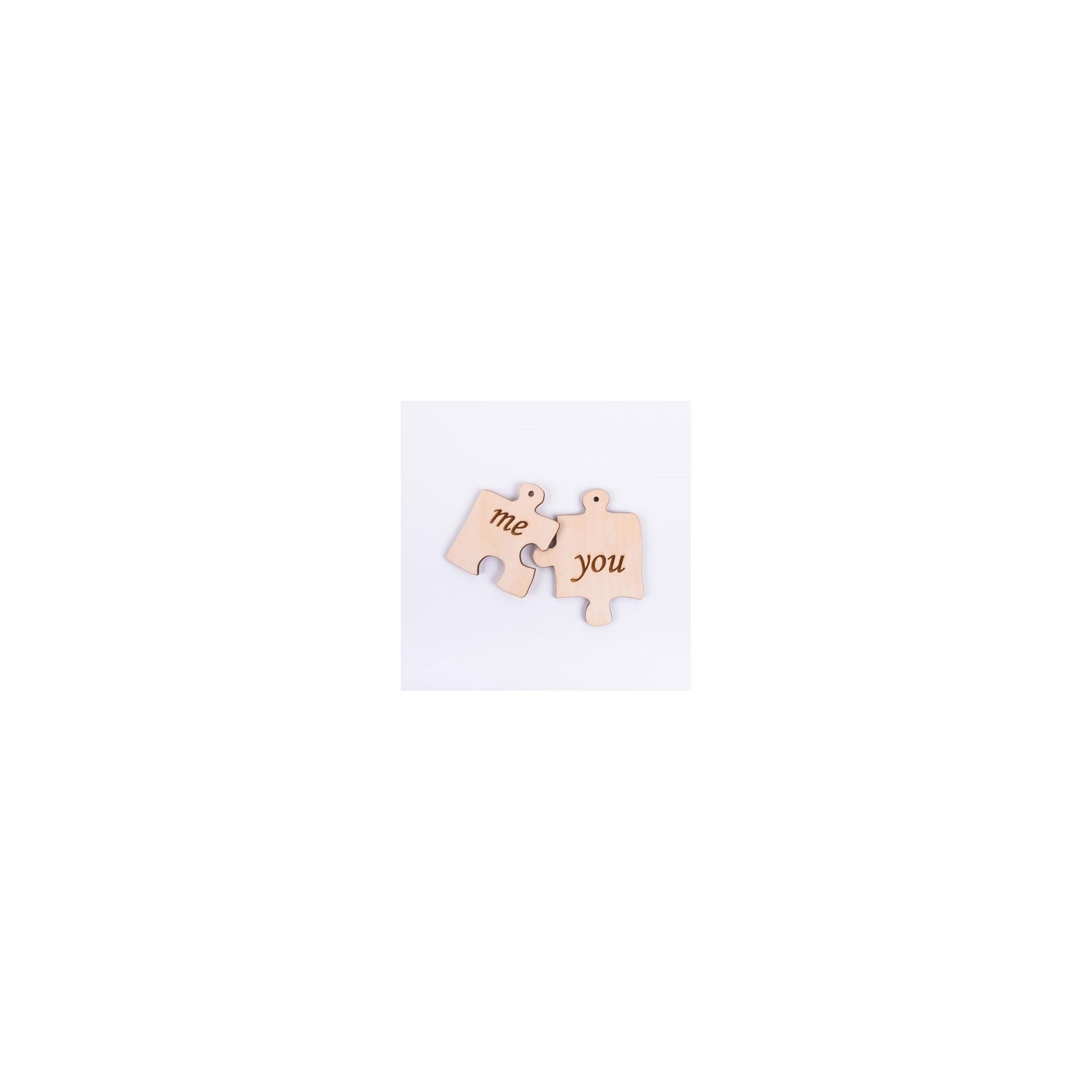 Ξύλινο Me & You (s/2) - ΝΤ-890808