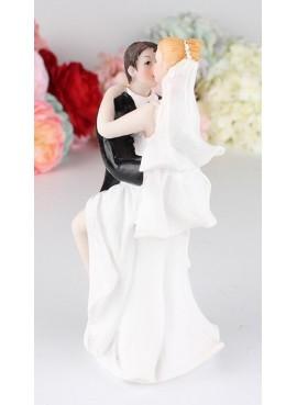 """Διακοσμητικό Τούρτας """"Γαμπρός & Νύφη"""" - LWG-1189"""