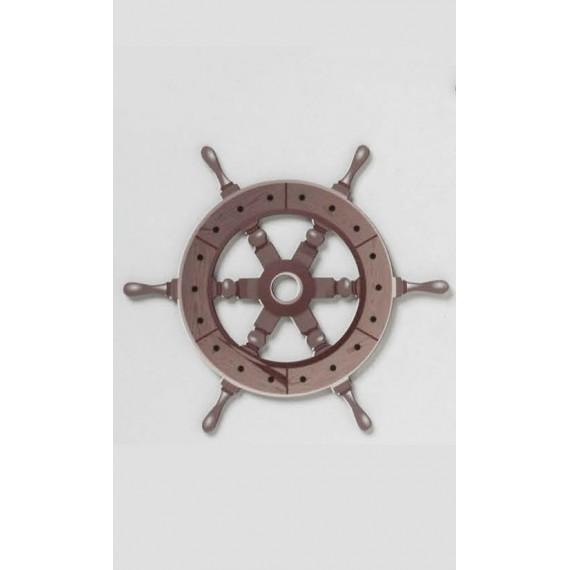 Ξύλινο Τιμόνι Καραβιού - Z-37-366