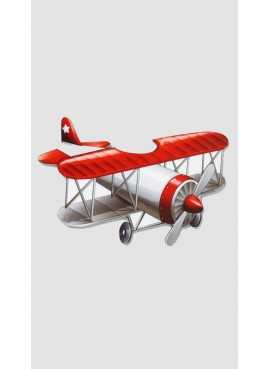 Ξύλινο Αεροπλανάκι - Z-37-116