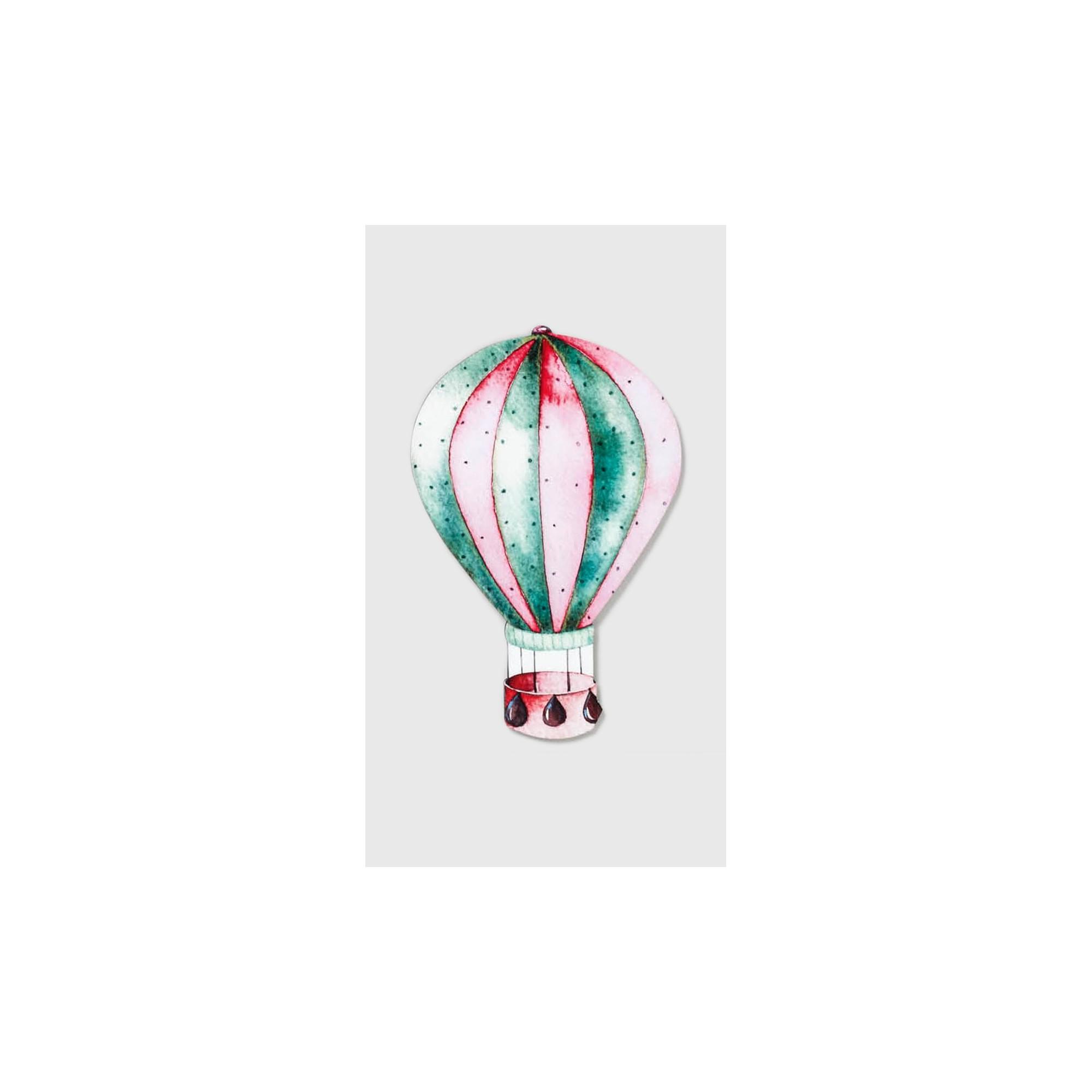 Ξύλινο Αερόστατο - Z-37-442