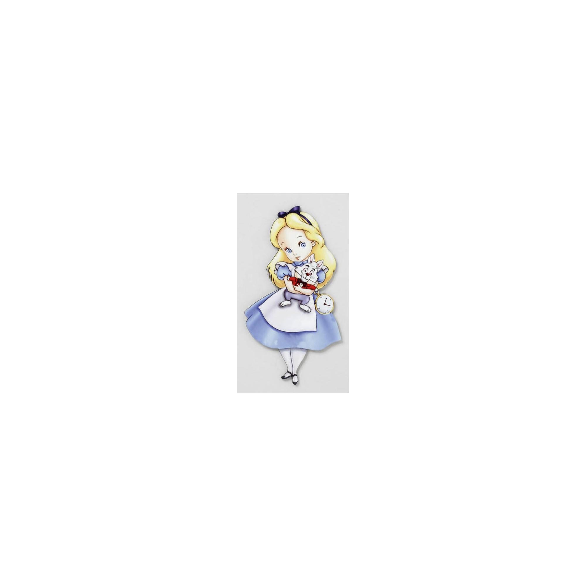"""Ξύλινη Φιγούρα """"Η Αλίκη Στη Χώρα Των Θαυμάτων"""" - Z-37-179"""