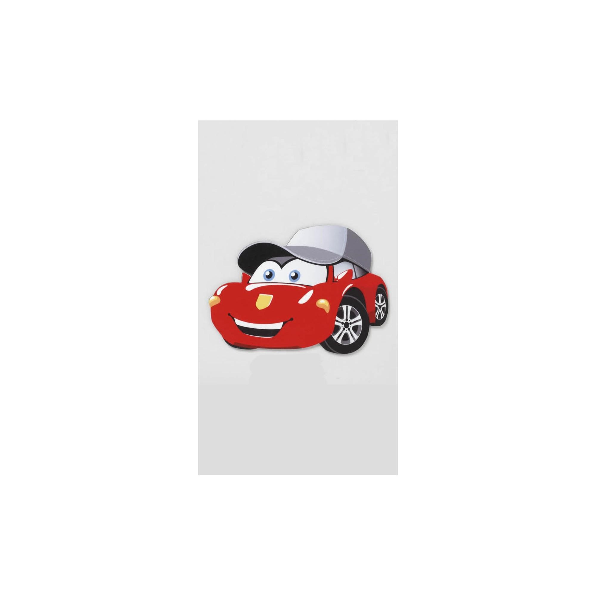 """Ξύλινο Σπορ Αυτοκινητάκι """"McQueen"""" - Z-37-397"""