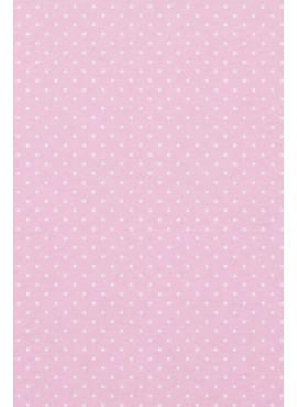 Ύφασμα Ροζ Πουά - NT-308627