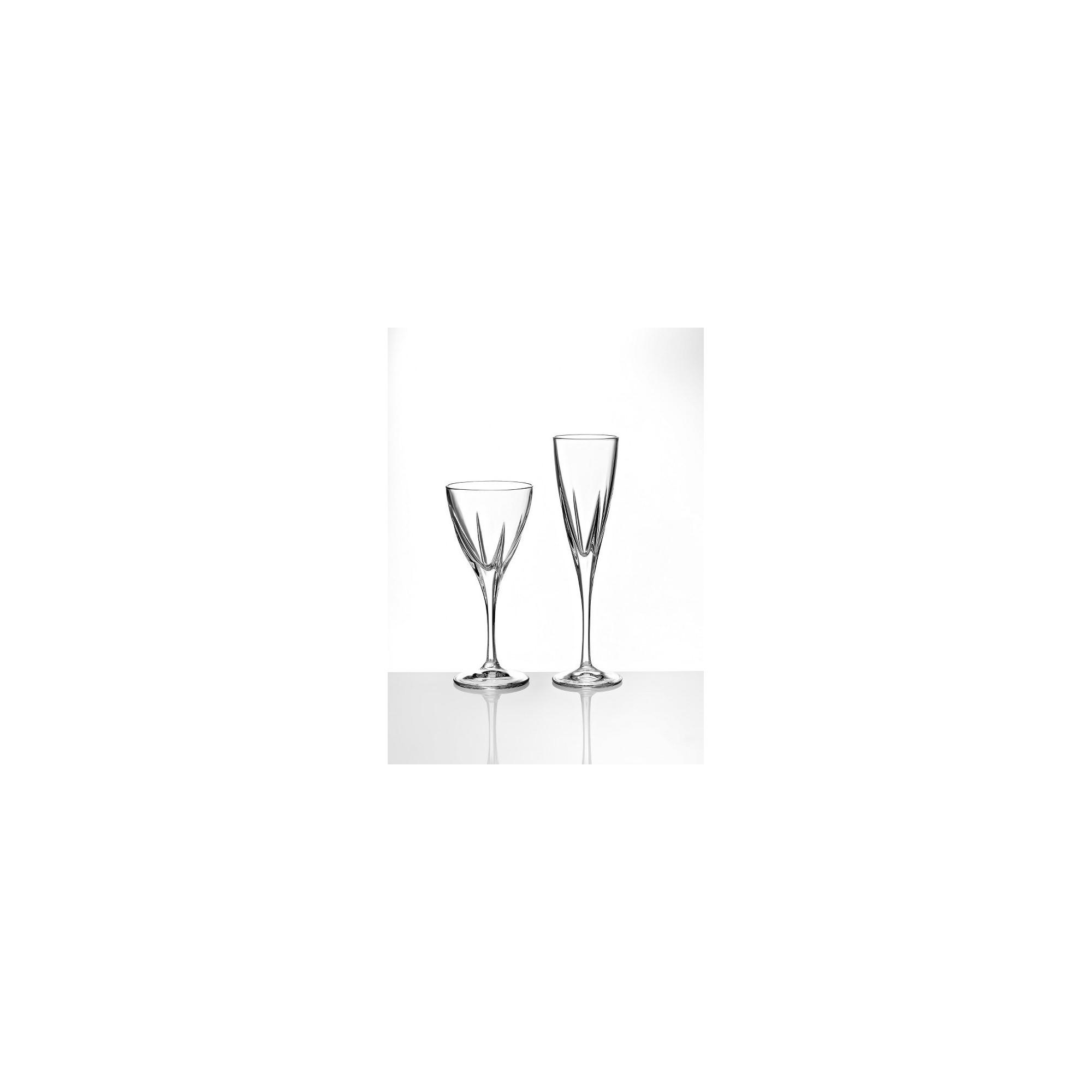 Κρυστάλλινο Ποτήρι Γάμου Κρασιού / Σαμπάνιας - BT-138