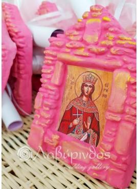 copy of Μπομπονιέρα βάπτισης εικόνα - LWG-12284