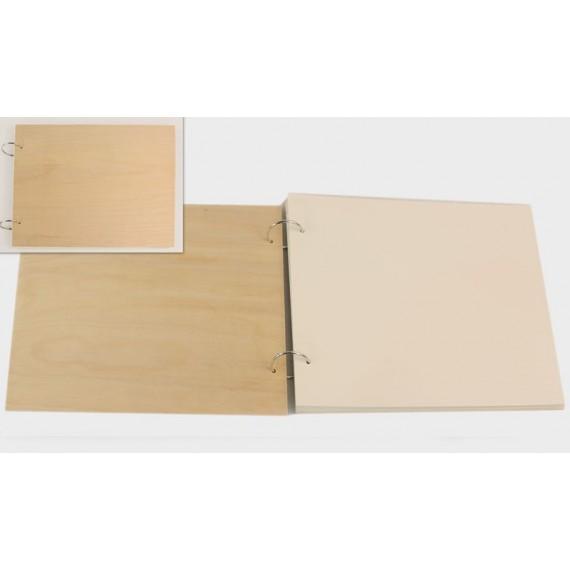 Ευχολόγιο με ξύλινο εξώφυλλο - PP0519395
