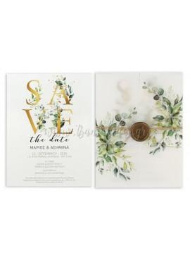 Προσκλητήριο Γάμου 7113 - TS-7713
