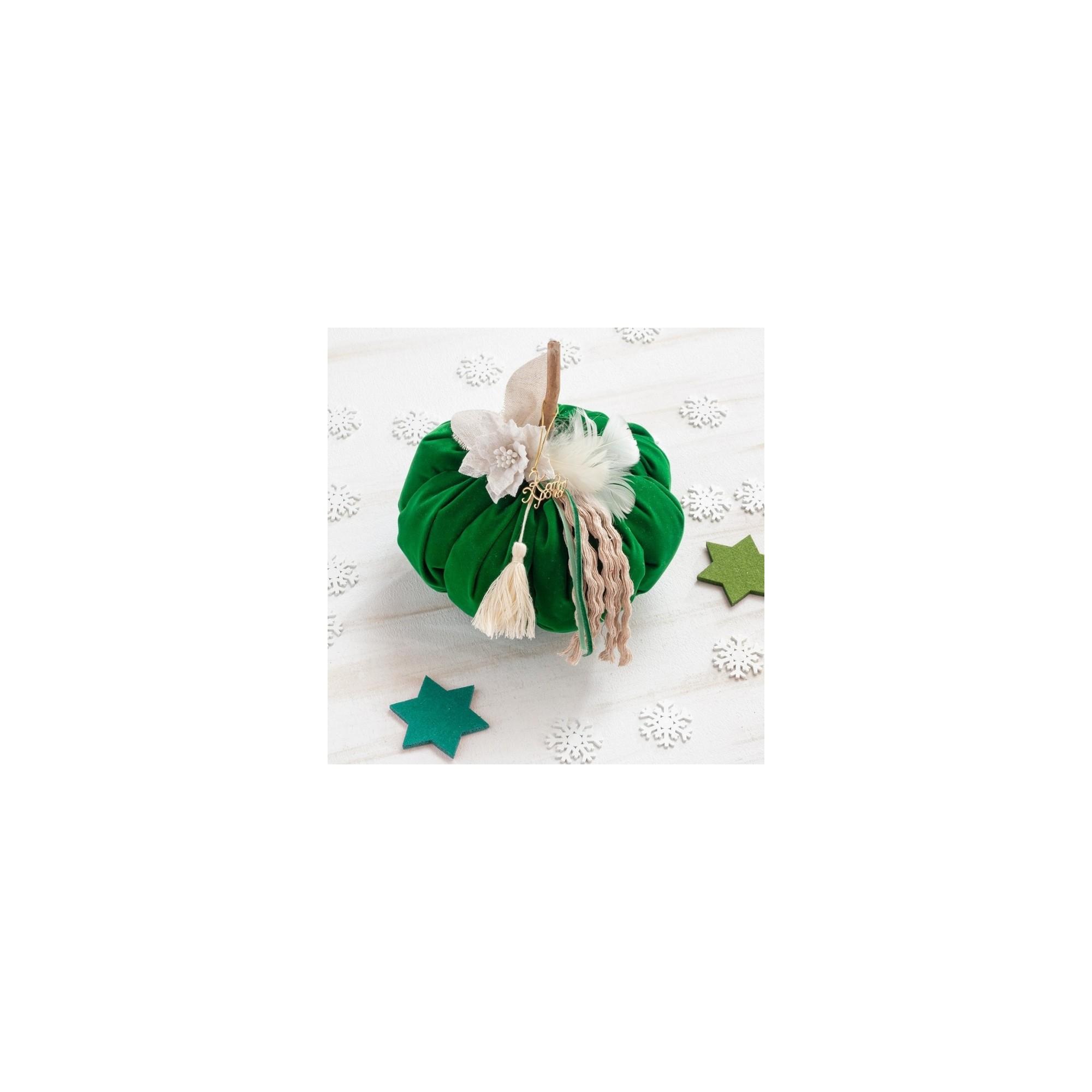 Χριστουγεννιάτικη Διακοσμητική κολοκύθα - PAR-14800
