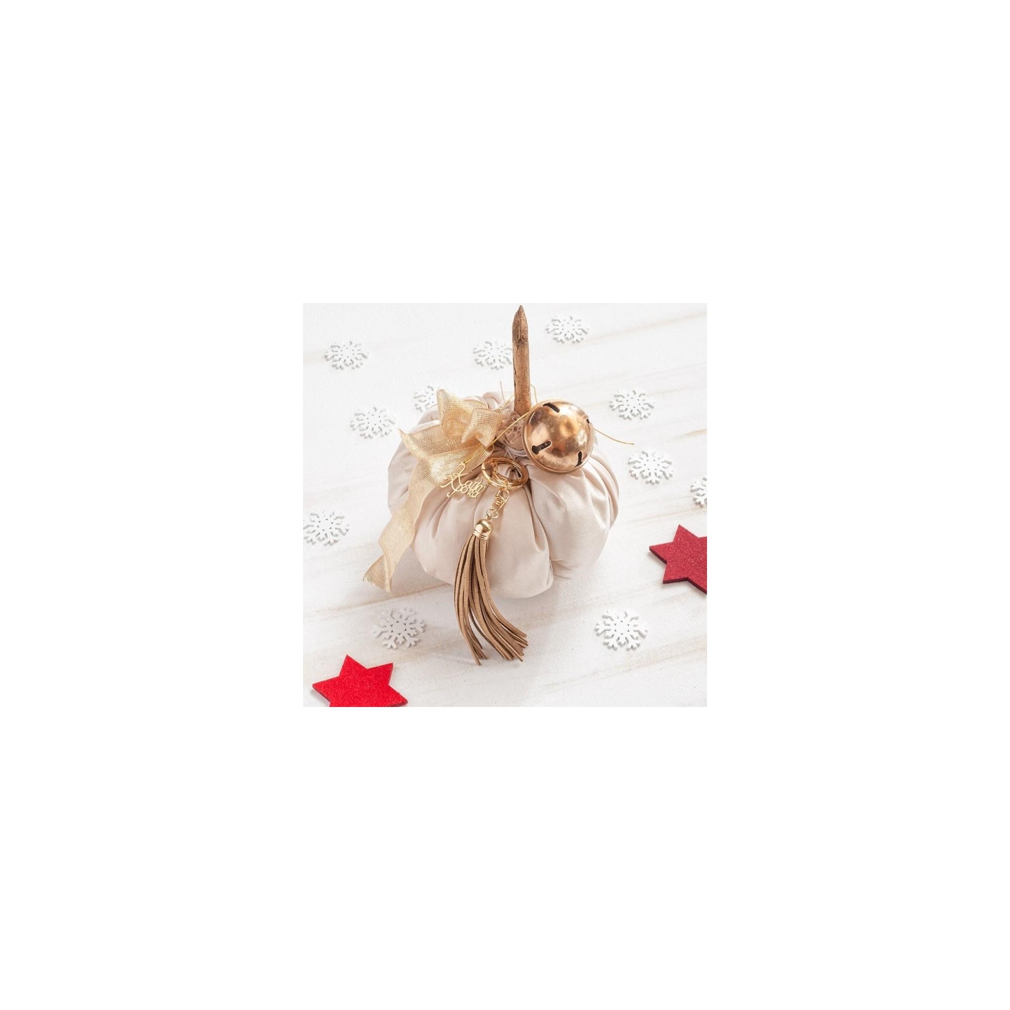 Χριστουγεννιάτικη Διακοσμητική κολοκύθα - PAR-14805