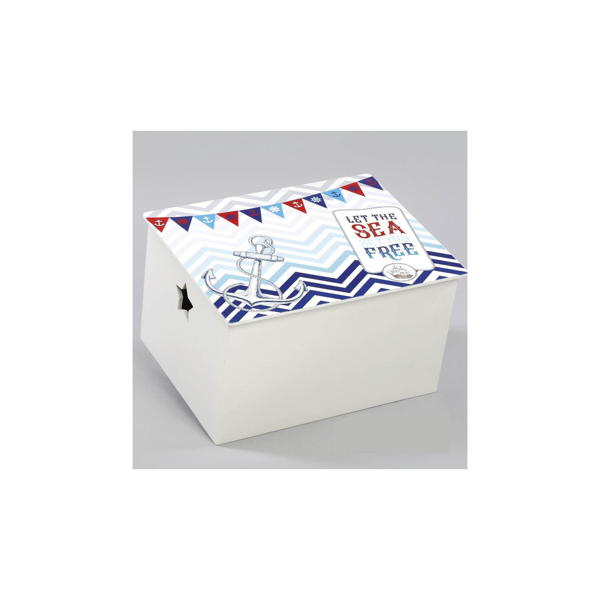 Κουτί βάπτισης Άγκυρα - Z-603