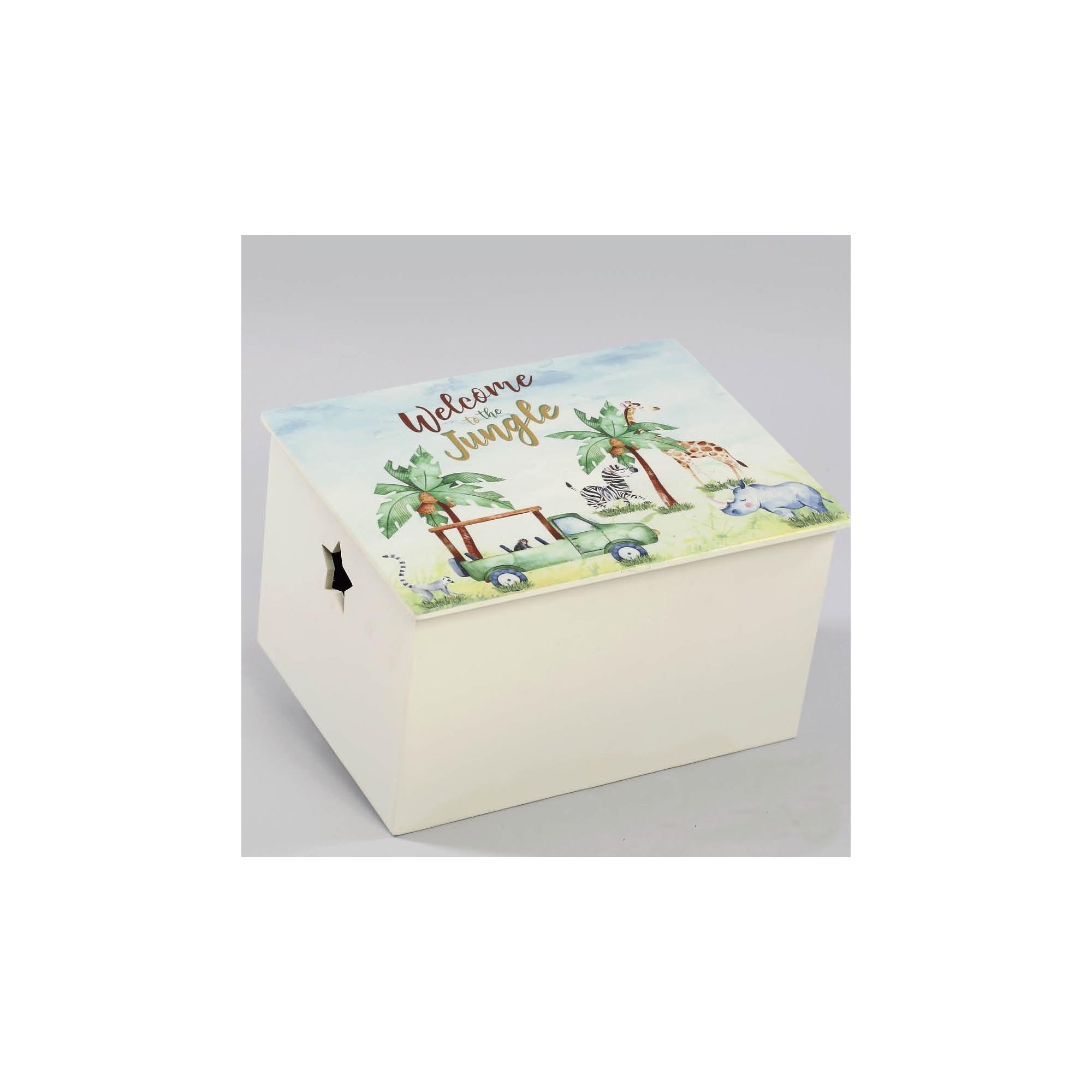Κουτί βάπτισης Σαφάρι - Z-598