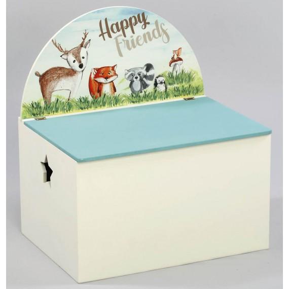 Κουτί βάπτισης Ζώα του δάσους - Z-561