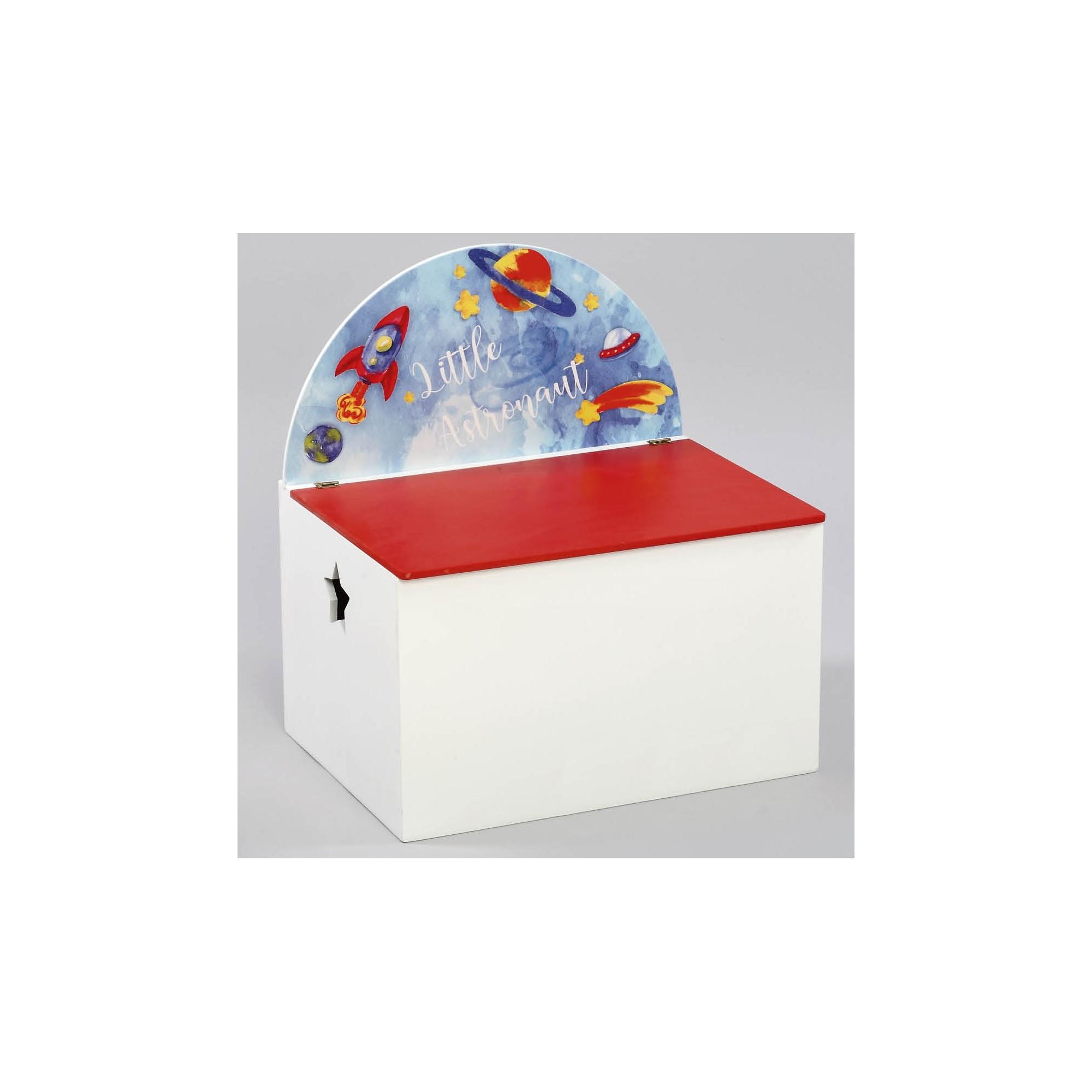 Κουτί βάπτισης Μικρός Αστροναύτης - Z-563