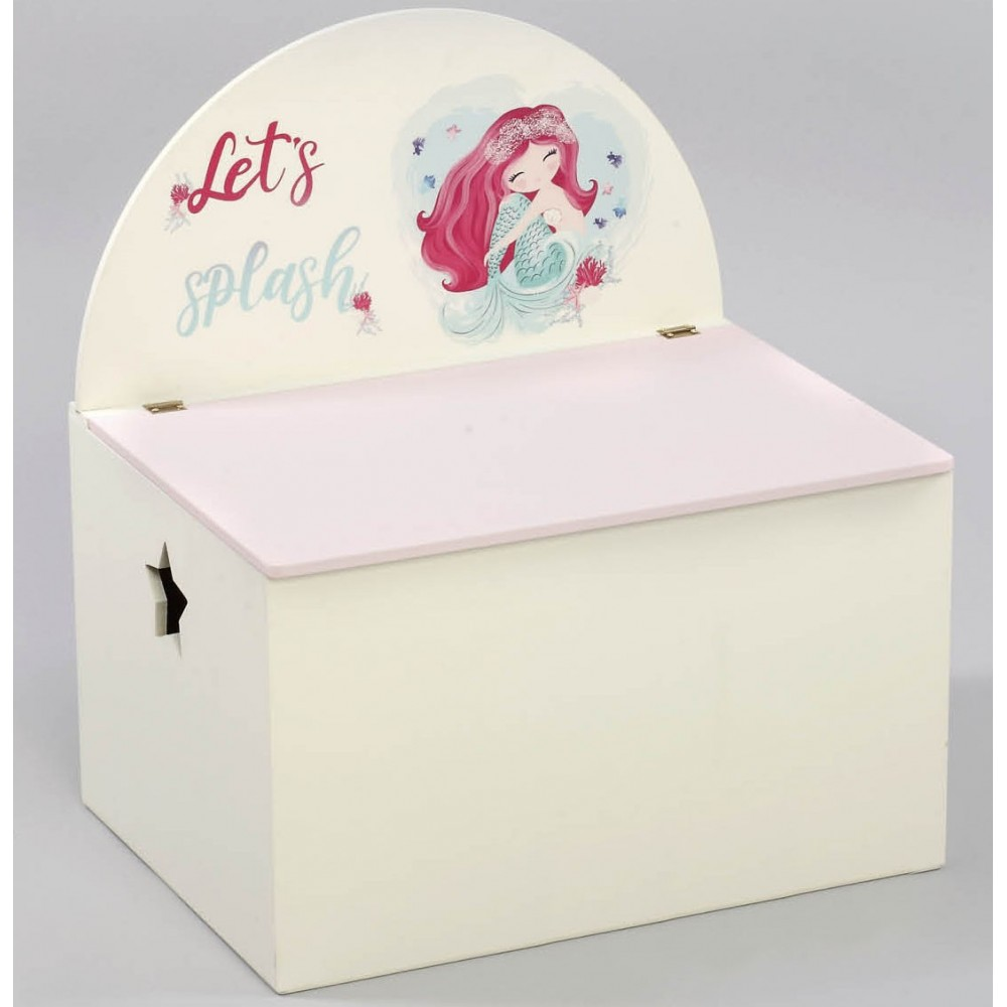 Κουτί βάπτισης γοργόνα - Z-599