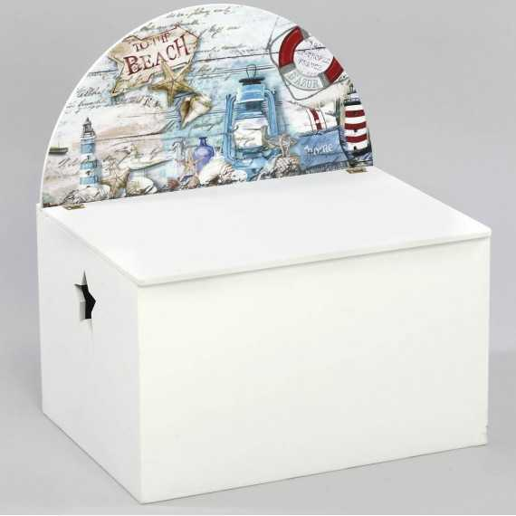 Κουτί βάπτισης Φάρος - Z-584