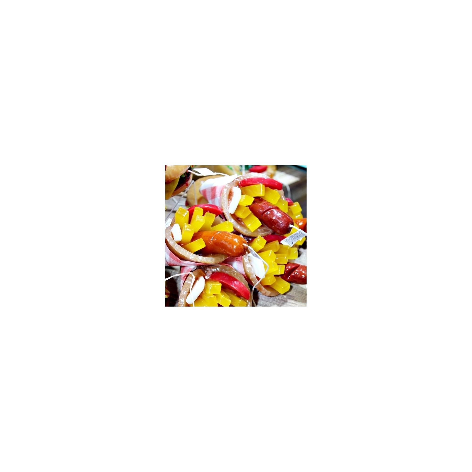 Λαμπάδα πίτα λουκάνικο - G1829