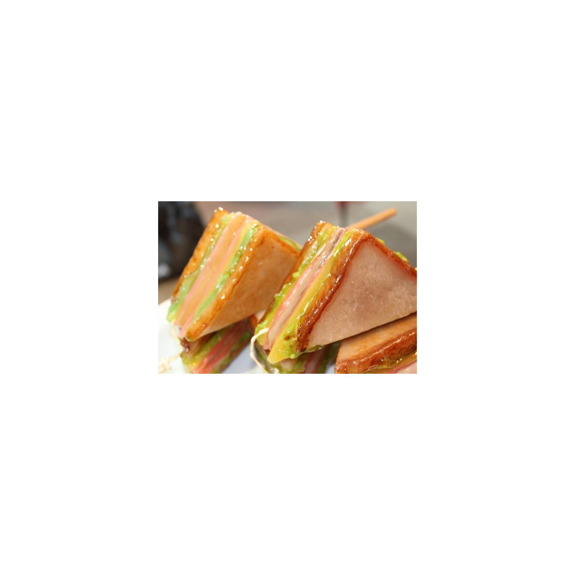 Λαμπάδα κλαμπ σάντουιτς - G0703