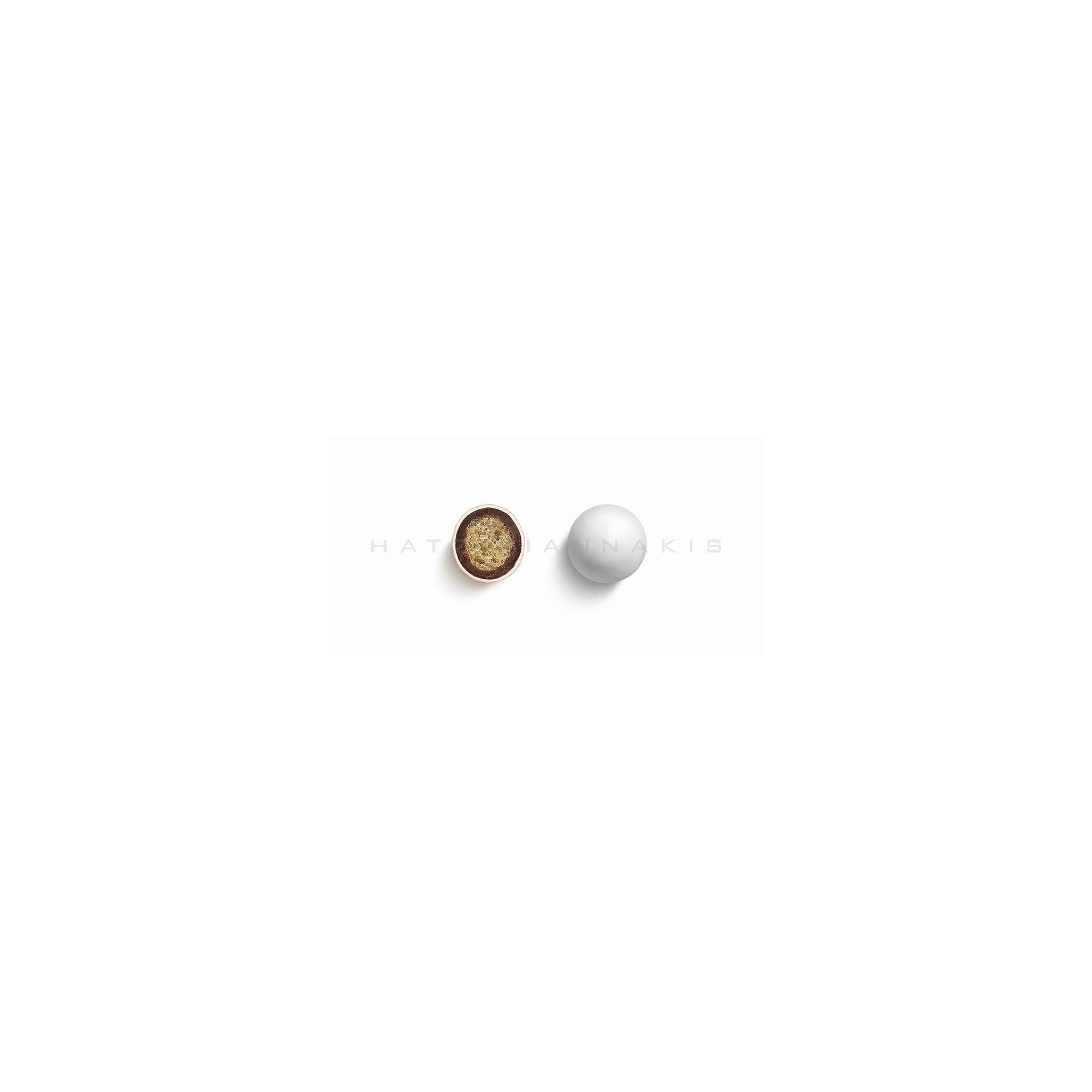 Κουφέτο Crispy Λευκό και Πιτσιλωτό - LWG-X1902