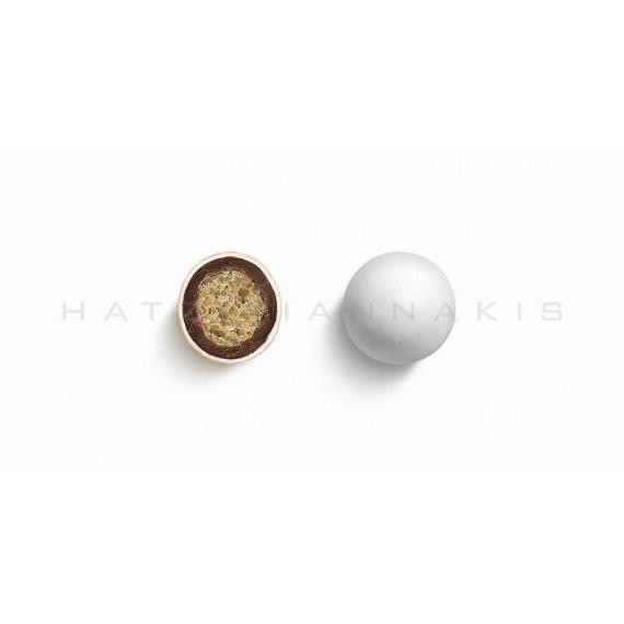 Κουφέτο Crispy Λευκό και Πιτσιλωτό (3kg) - LWG-X1902-3
