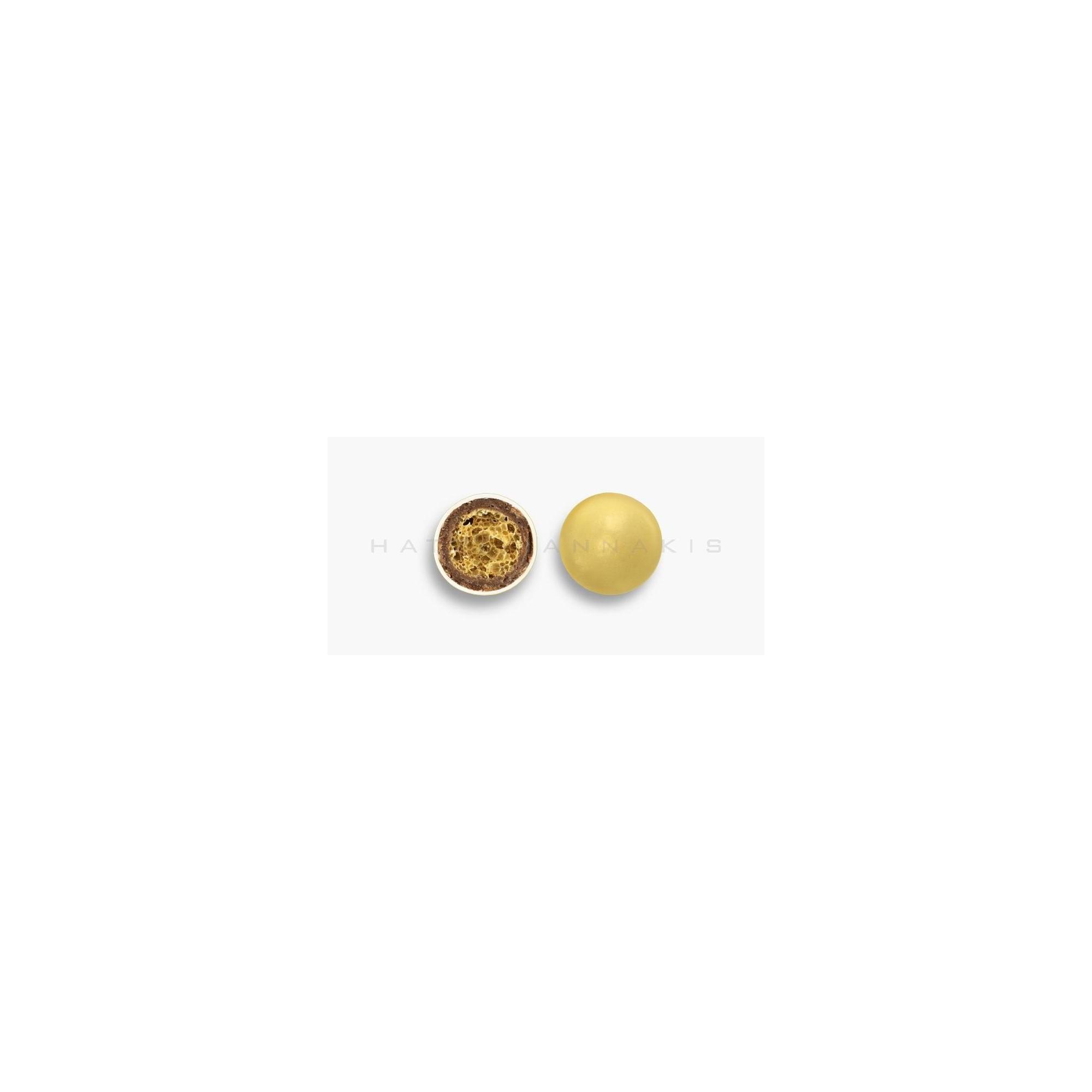 Κουφέτο Crispy Μεταλλιζέ Χρυσό (3kg) - LWG-X1904-3