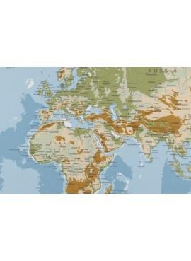 Ύφασμα Χάρτης - NT-308334