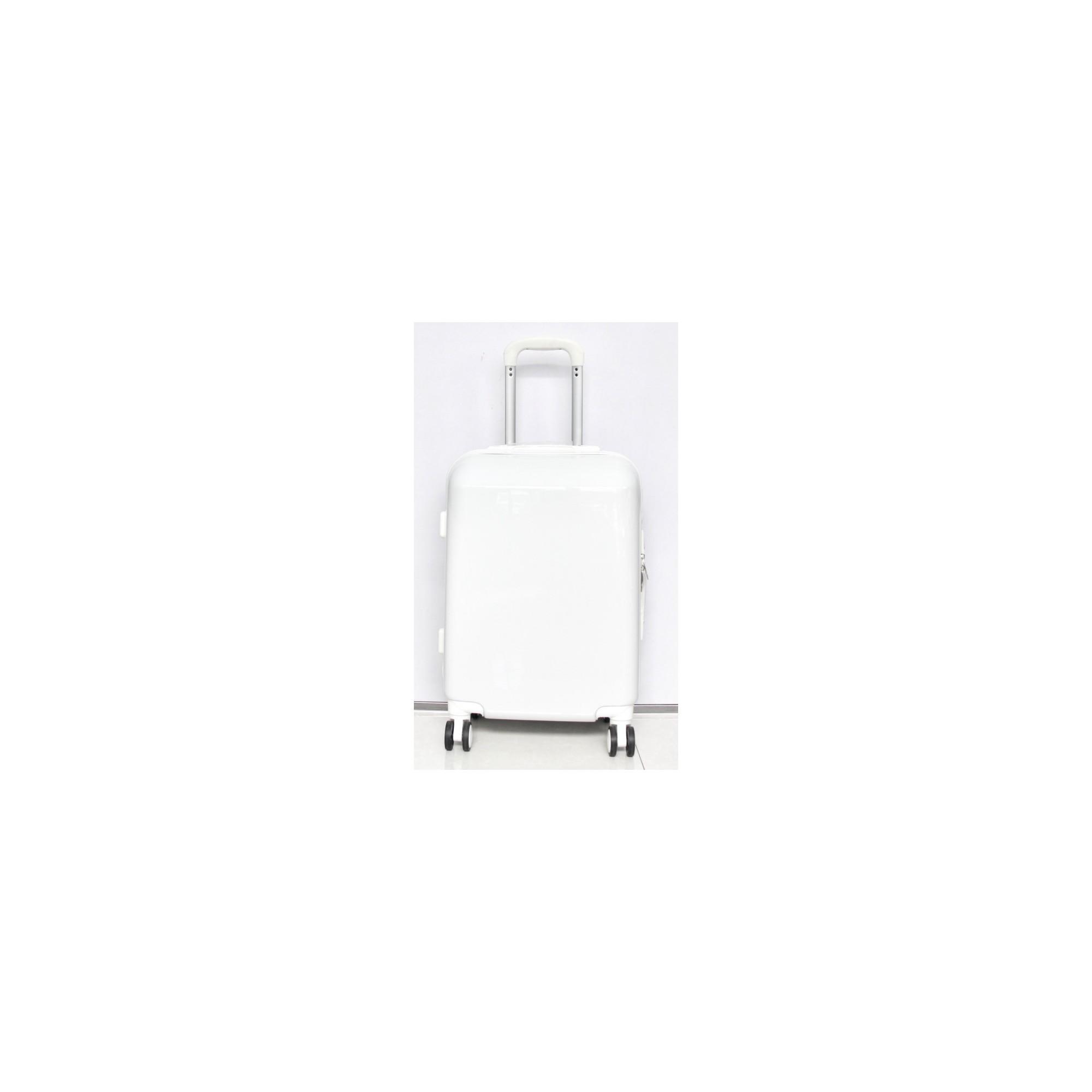 Βαλίτσα Trolley Off White - RNT-ΒΑΛ1Α
