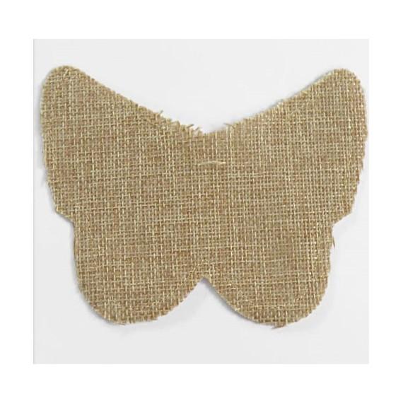 Πουγκί Καμβάς Πεταλούδα - PP-0527128