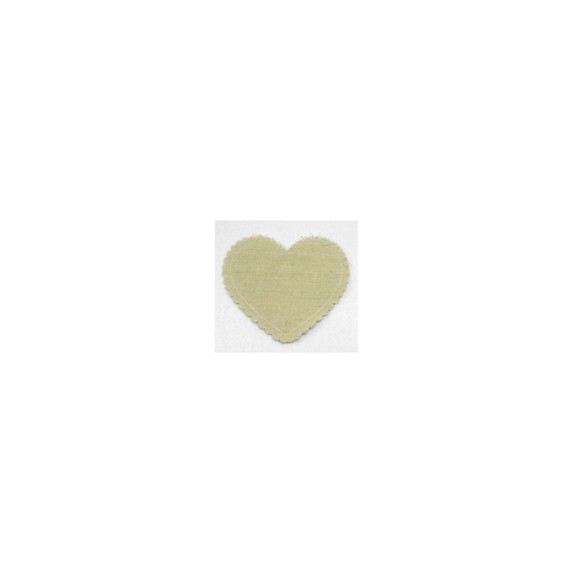 Πουγκί Καμβάς Καρδιά - PP-0527114