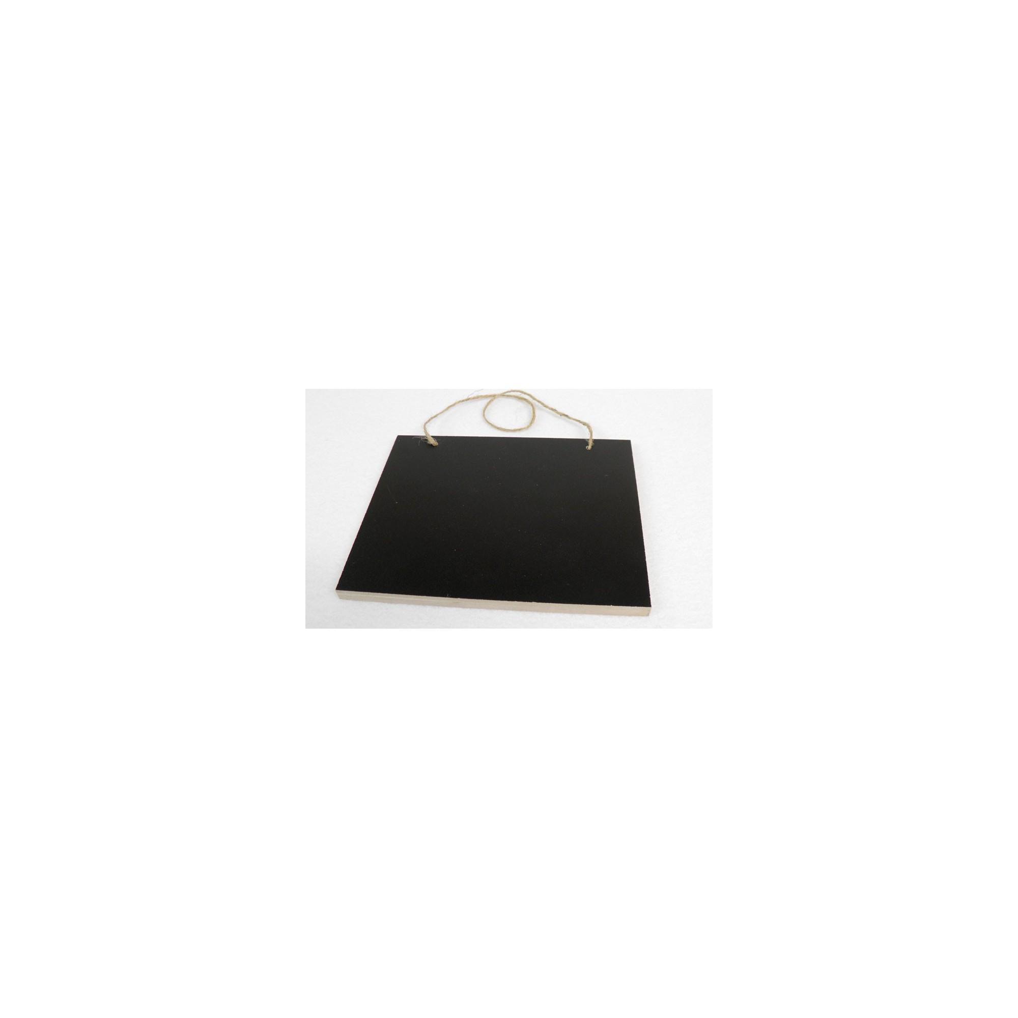 Ξύλινο Καδράκι Μαυροπίνακας - PP-0519272