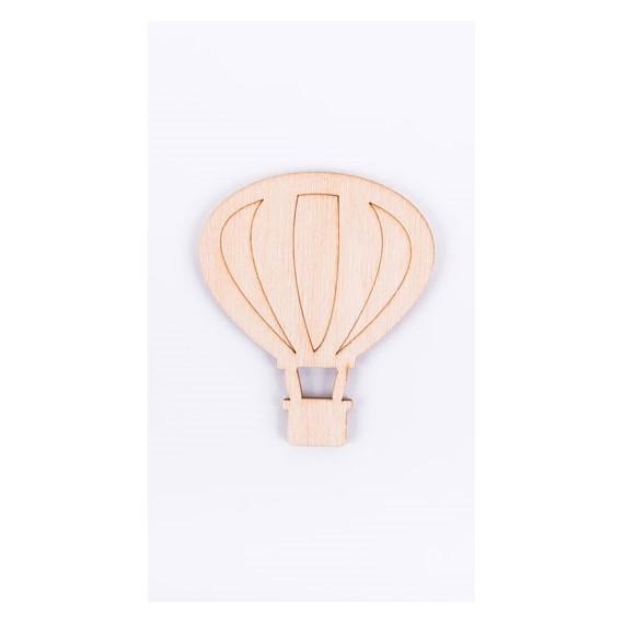 Ξύλινο Αερόστατο - ΝΤ-891012
